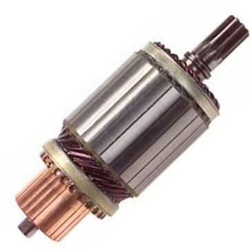 Rotor electromotor
